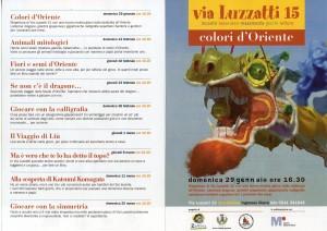 programma Via Luzzatti